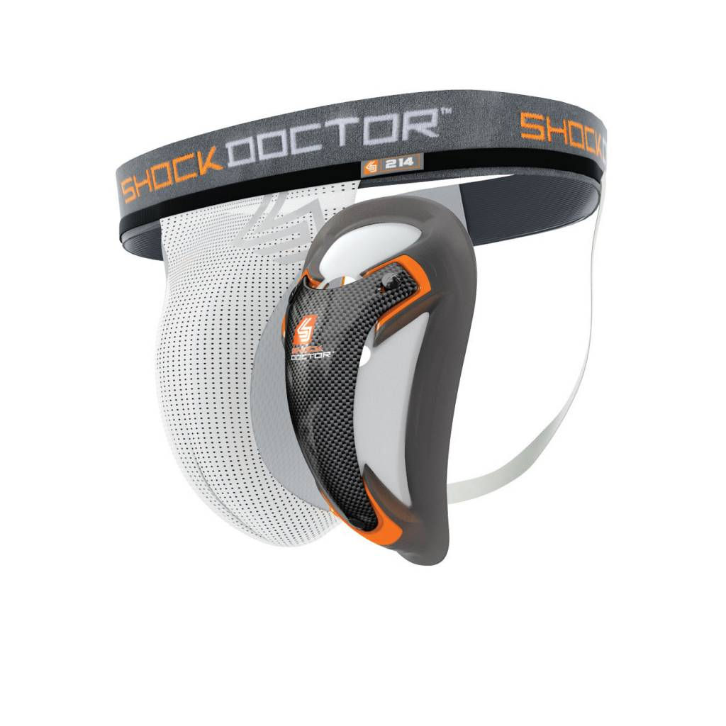 Shock Doctor Shock doctor Groin Protection Carbon