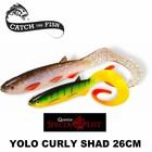 Yolo Curly Shad 26cm