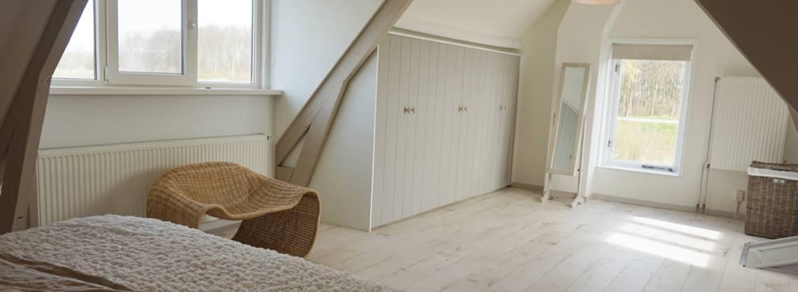 Slapen op zolder - Een kamer op de zolder voorzien ...