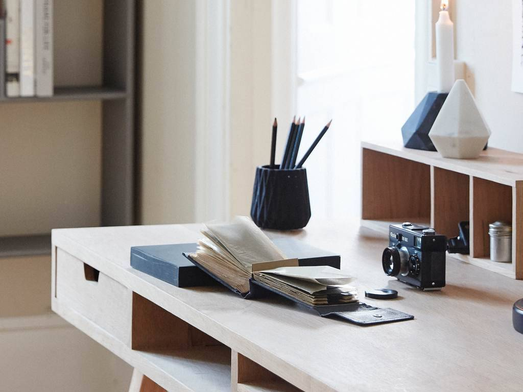 Tips voor een werkplek in de woonkamer - Winkel voor Thuis
