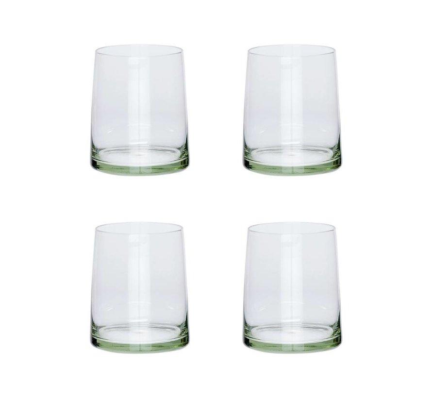 drinkglas - helder glas - 4st