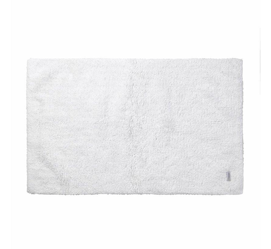 badmat wit - 70 x 100 cm