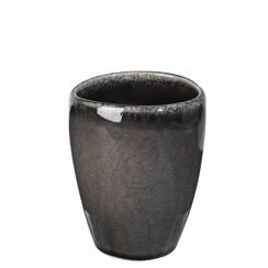 Broste Copenhagen beker Nordic Coal zwart - 0,25 L