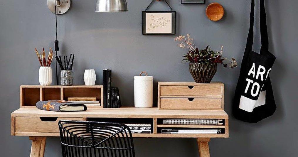 Kast Scandinavische Stijl : Shop the look werkplek in scandinavische stijl winkel voor thuis
