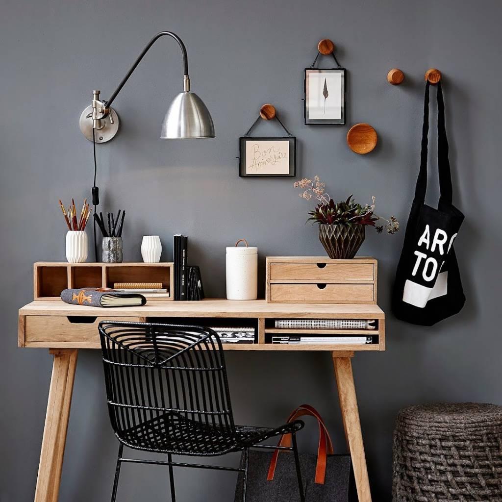 Shop the look: werkplek in Scandinavische stijl. blog bij Winkel voor Thuis.