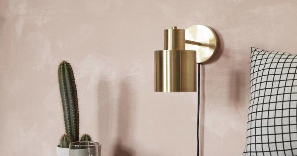 blog - Slaapkamer inspiratie: een wandlamp als sfeerverlichting ...
