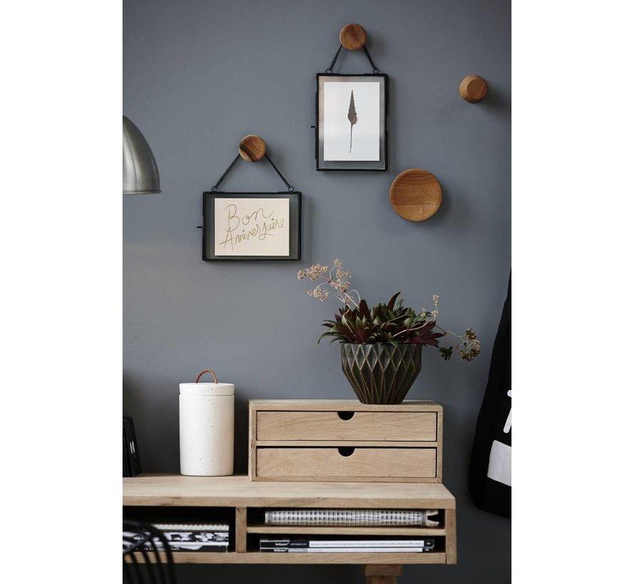 bureau blank eikenhout
