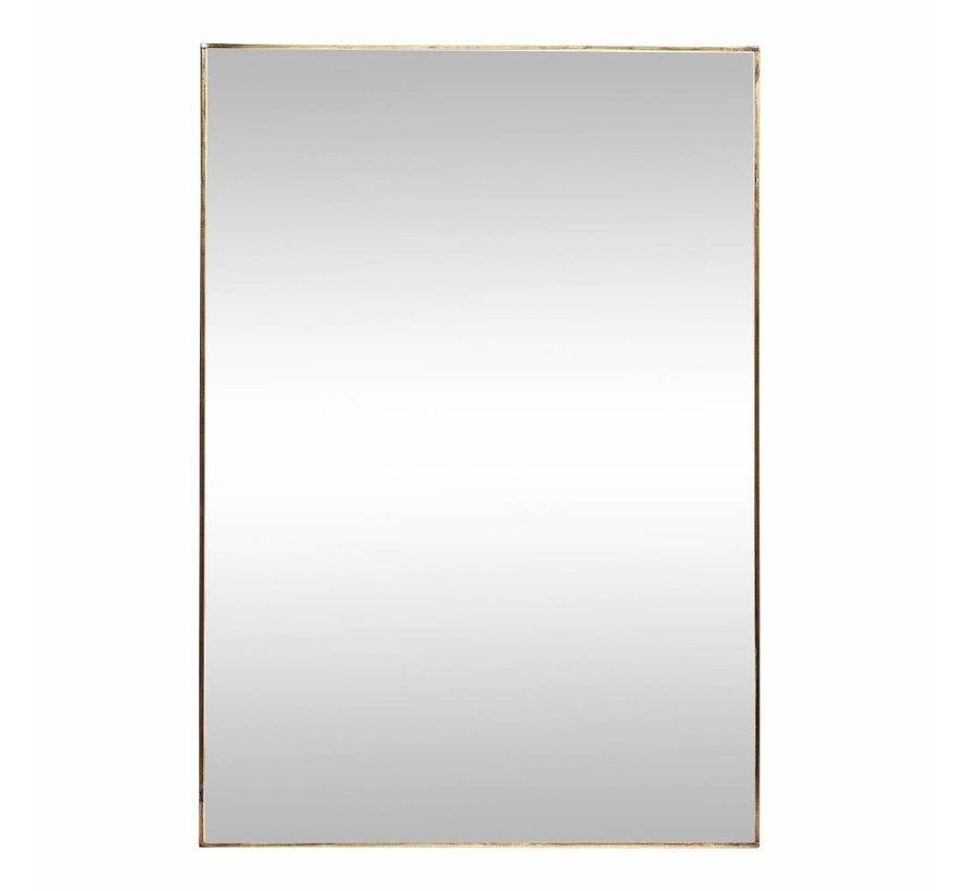 spiegel goud metaal