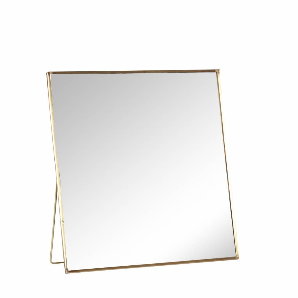 messing spiegel