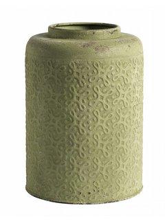 Nordal bloempot groen metaal. Nordal 68680307