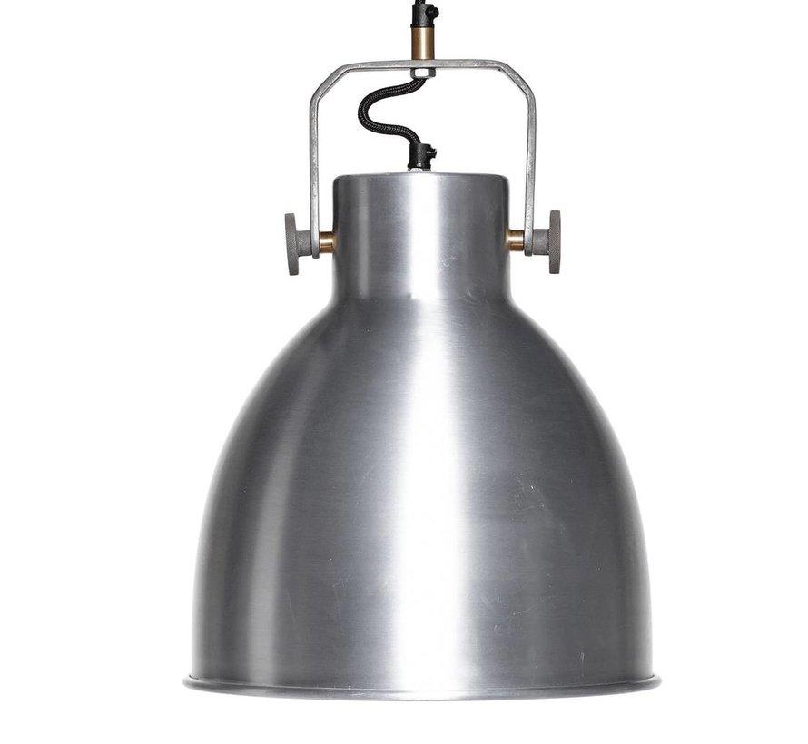 hanglamp zilver metaal