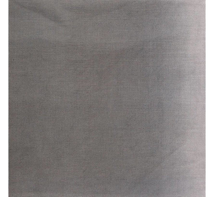 plaid grijs katoen