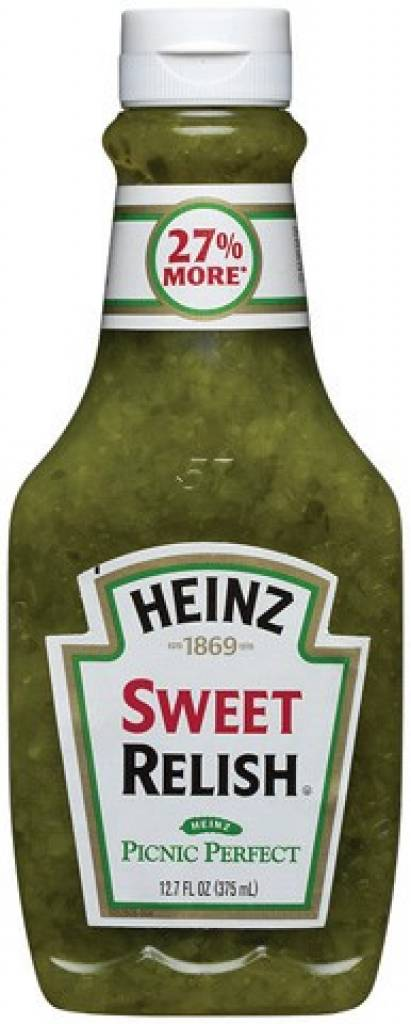 Heinz Sweet Relish (375ml)