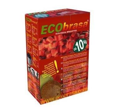 Ecobrasa kokosbriketten 10kg