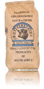 Blackranch Acacia houtskool 15kg