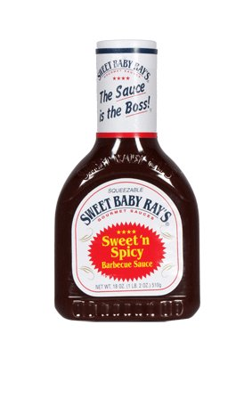 Sweet Baby Ray's Sweet and spicy