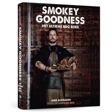 "Smokey Goodness: ""Het Ultieme BBQ Boek"""