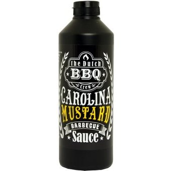 Dutch BBQ Crew Carolina Mustard Sauce XL 775ml