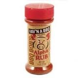 BBQ Bob's Hav'n a BBQ Alpha rub