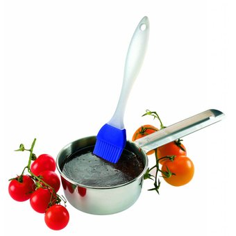 Grillpro Sauspan RVS met kwast