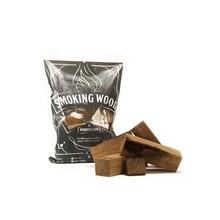 BBQhout.com Chunks / Blocks Hickory 1 kilo