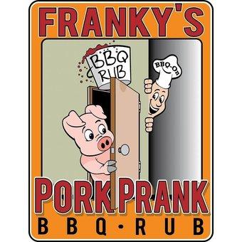 Franky's Pork Prank BBQ rub