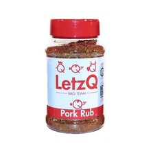 LetzQ Award winning pork rub