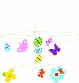 Djeco Mobiles Vlinders