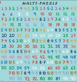 Larsen Puzzel X Multi - puzzel