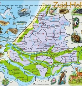 Larsen Puzzel Zuid Holland Natuurkundig