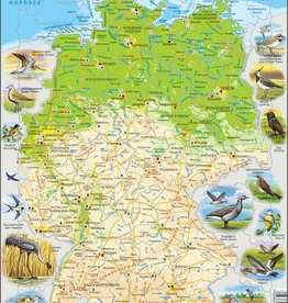 Larsen Puzzel Unterwegs in Deutschland