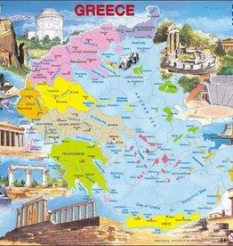 Larsen Puzzel Griekenland