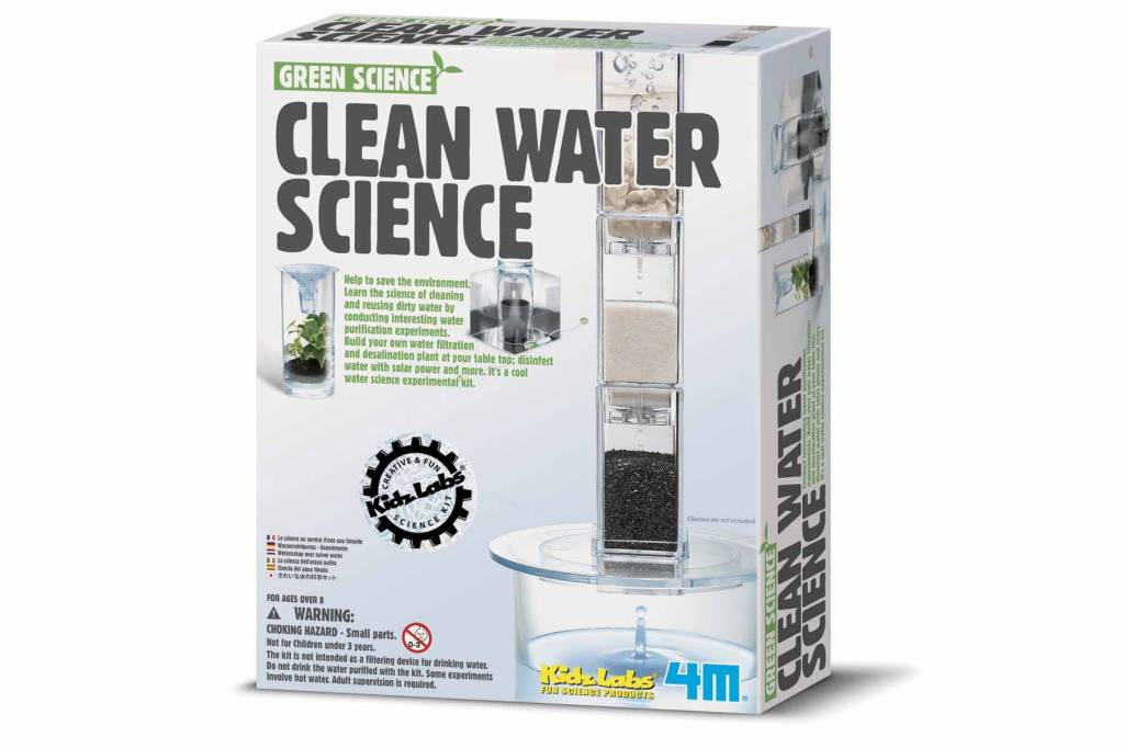 4M Clean Water Science (vanaf 8 jaar)