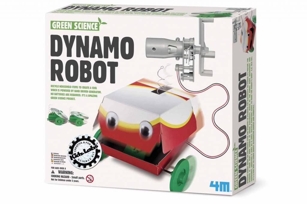4M Dynamo Robot (vanaf 8 jaar)