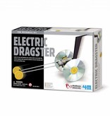 4M Elektrische Dragster vanaf 8 jaar
