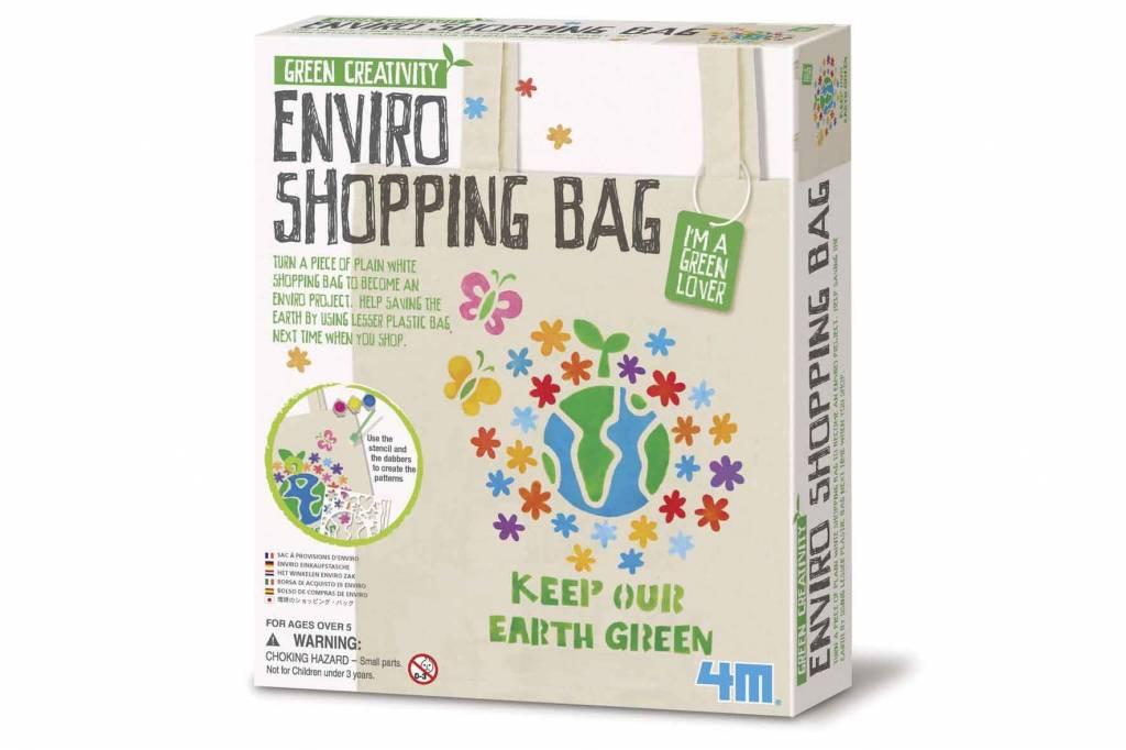 4M Enviro Shopping Bag (vanaf 5 jaar)