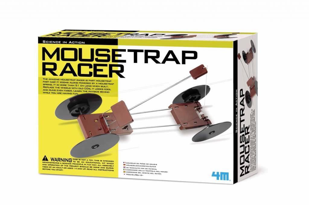 4M Mouse Trap Racer (vanaf 8 jaar)