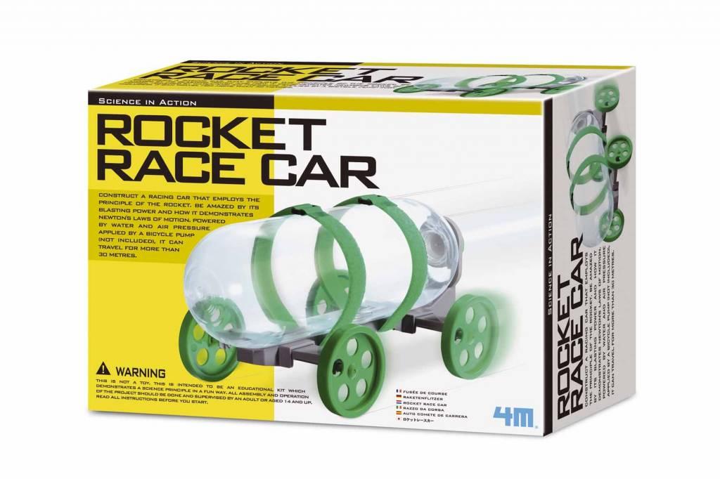 4M Rocket Race Car (vanaf 8 jaar)
