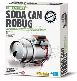 4M Soda Can Robug