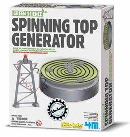 4M Spinning top generator
