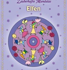 Loewe Kleurboeken Mandala Kleurboek Elfen