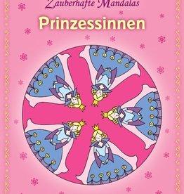 Loewe Kleurboeken Mandala Kleurboek Prinsessen