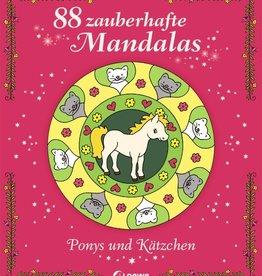Loewe Kleurboeken Mandala Kleurboek Ponys en Katten