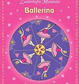 Loewe Kleurboeken Mandala Kleurboek Ballerinas