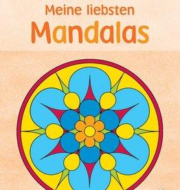 Loewe Kleurboeken Mijn liefste Mandalas Oranje