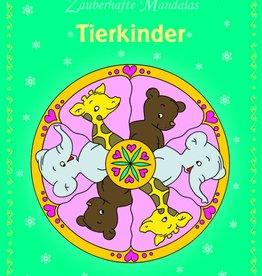 Loewe Kleurboeken Mandala Kleurboek Babydieren