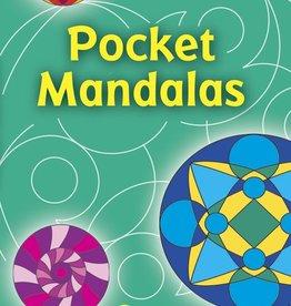 Loewe Kleurboeken Pocket Mandalas Donker Groen