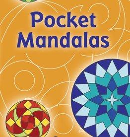 Loewe Kleurboeken Pocket Mandalas Oranje