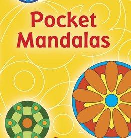 Loewe Kleurboeken Pocket Mandalas Geel