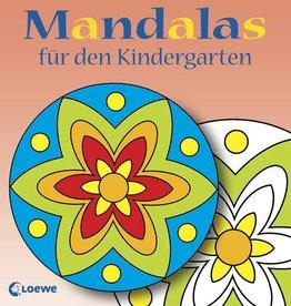 Loewe Kleurboeken Mandalas voor op het kinderdagverblijf